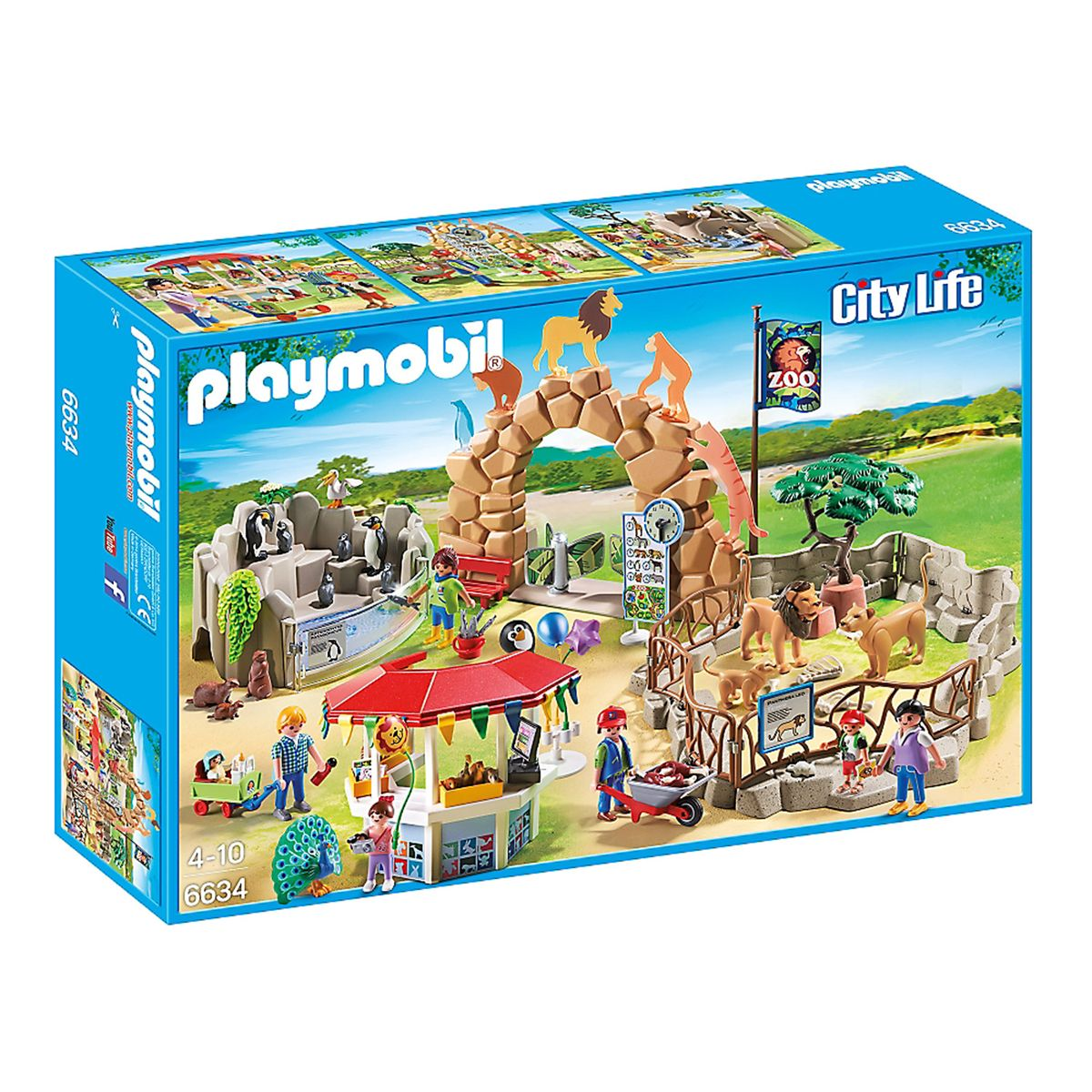 jouet playmobil grande récré