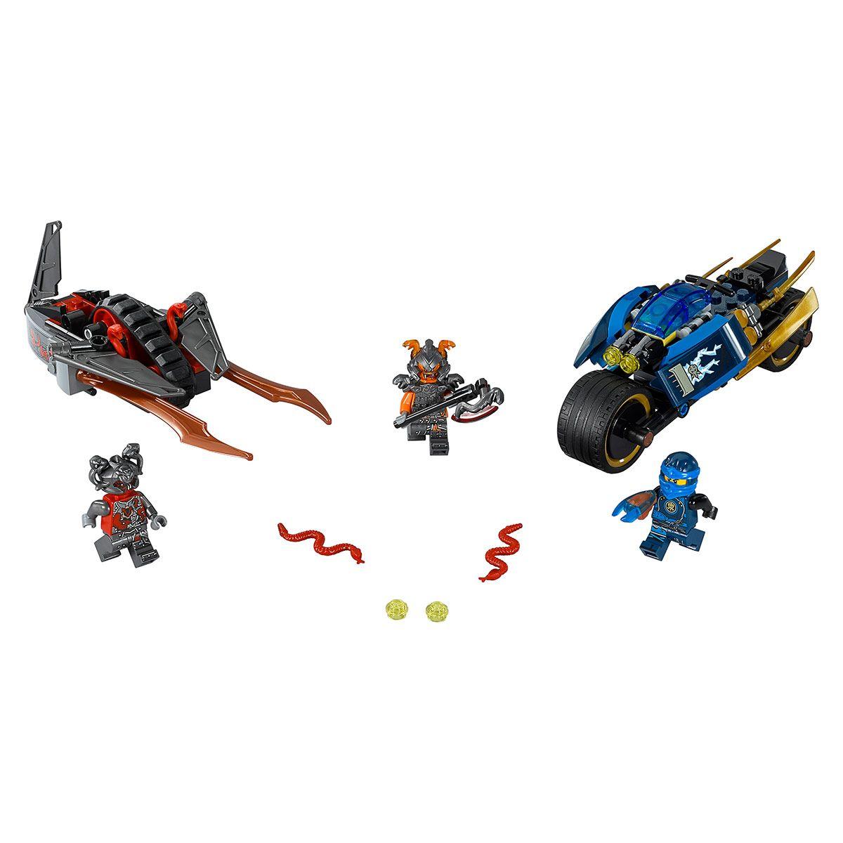 Du L'éclair Lego® 70622 PiratesChevaliers Ninjago® Désert Et 8kwOn0PNX