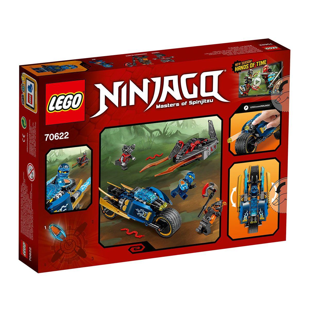 Désert Lego® Et PiratesChevaliers L'éclair Ninjago® 70622 Du Ibyfg6Yv7