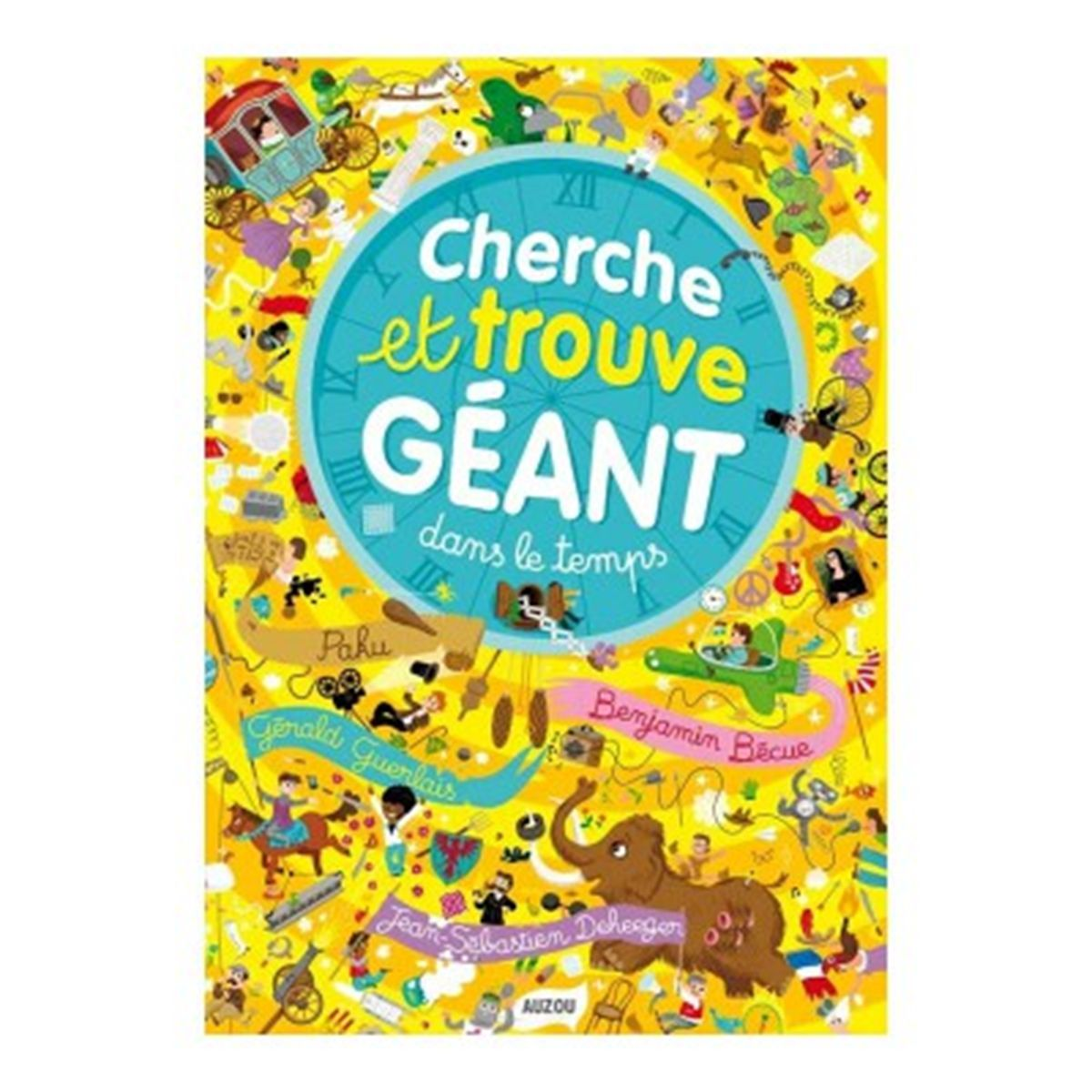 Livre Geant Cherche Et Trouve Jeux De Societe Et Puzzles