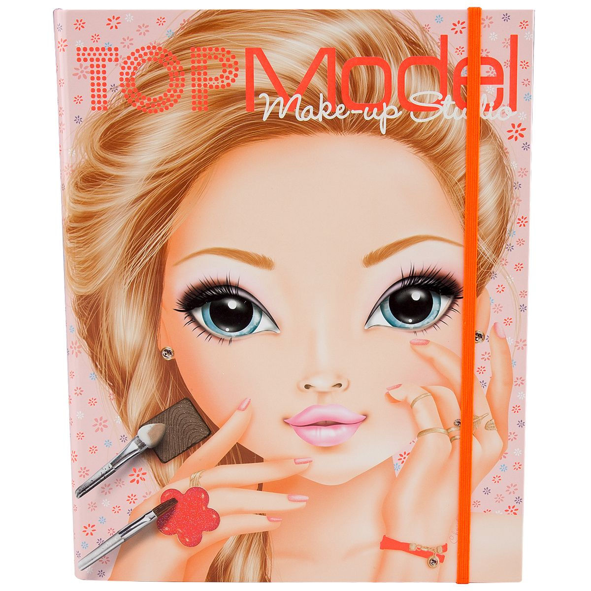 Mode Top Model Coloriage Fille.Album De Coloriage Top Model Maquillage Jeux Educatifs