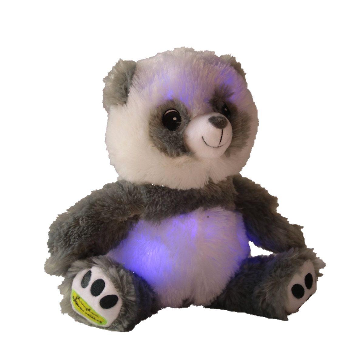 Panda Grande D'éveil Peluches Lumineux Jouets La Récré Chouka Et iPuOkXZ
