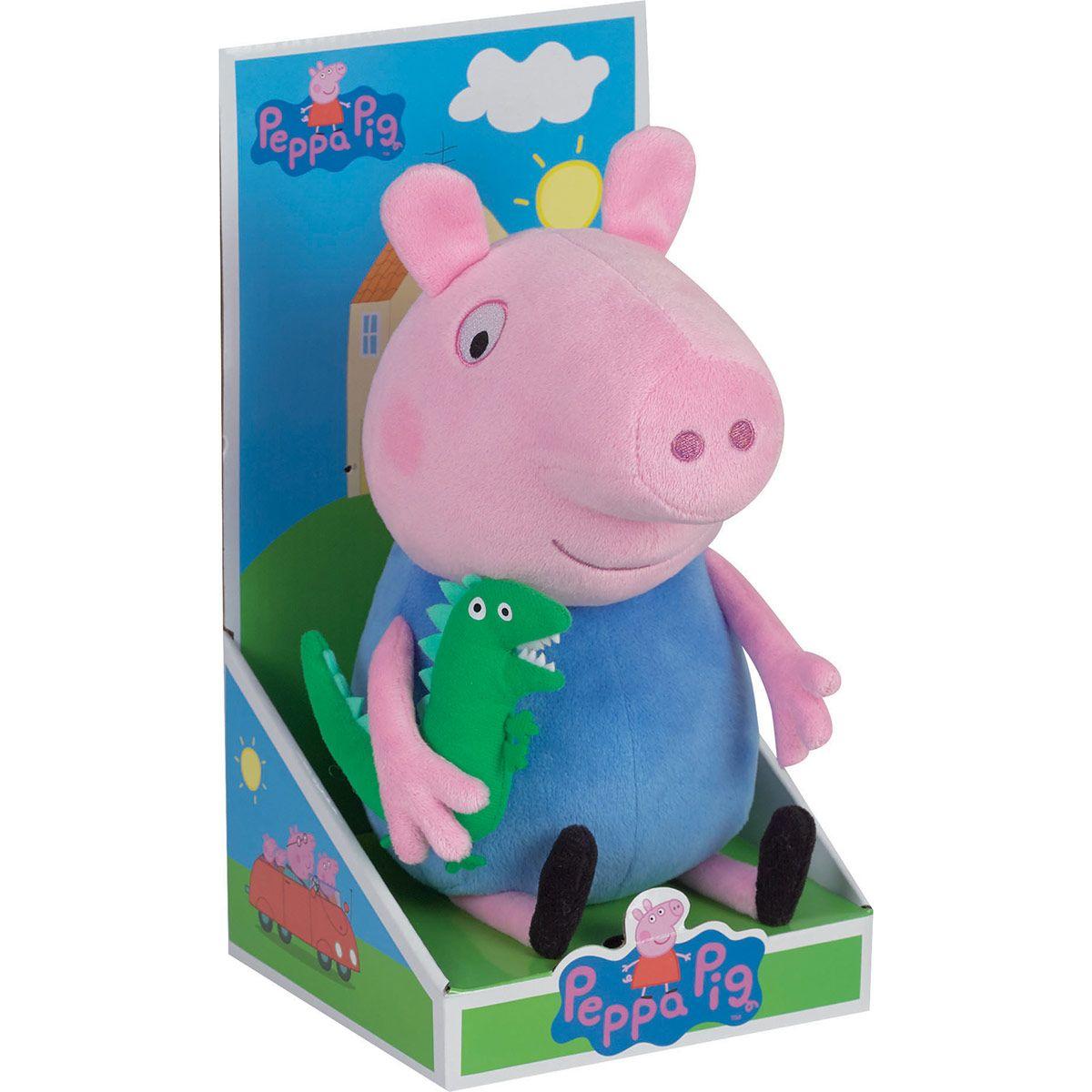 Peluche Peppa Pig Jouets D éveil Et Peluches La Grande Récré