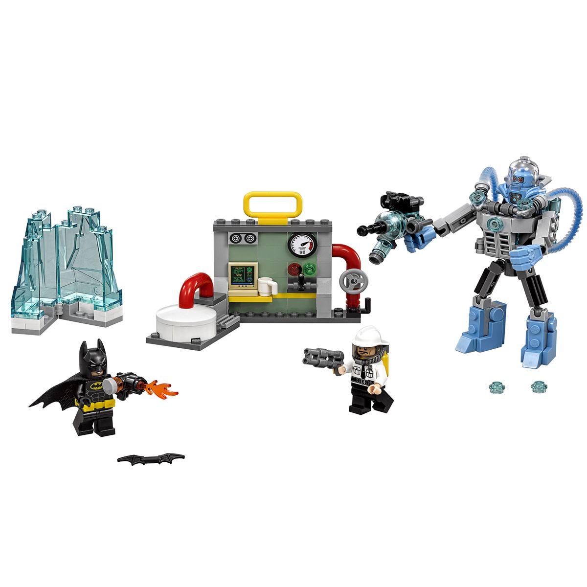Movie Freeze Batman Mister Lego® L'attaque The 70901 De Glacée OulkZTwPXi