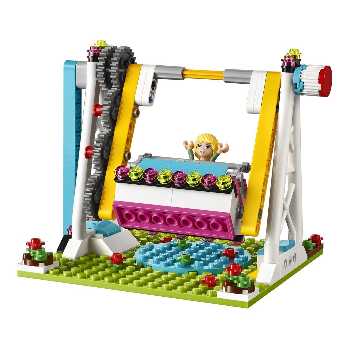 Auto D'attraction 41133 Du Les Tamponneuses Lego Parc Friends EDWH92I