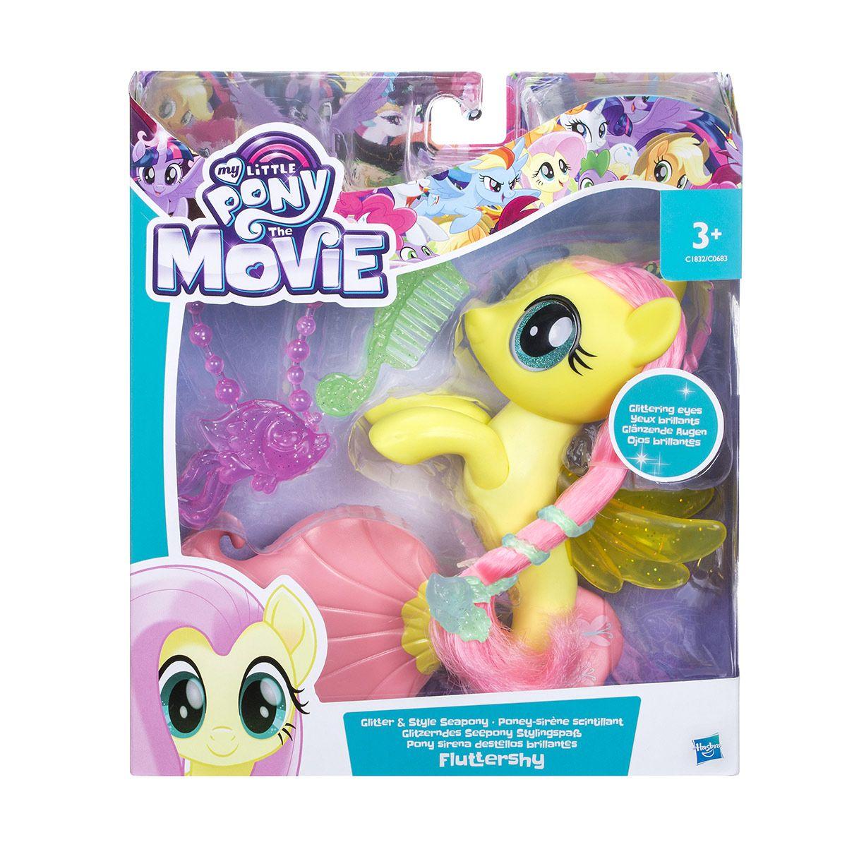 Récré Univers Fluttershy Pony Mini Sirène Poney My Little La Grande XkZiPuTO