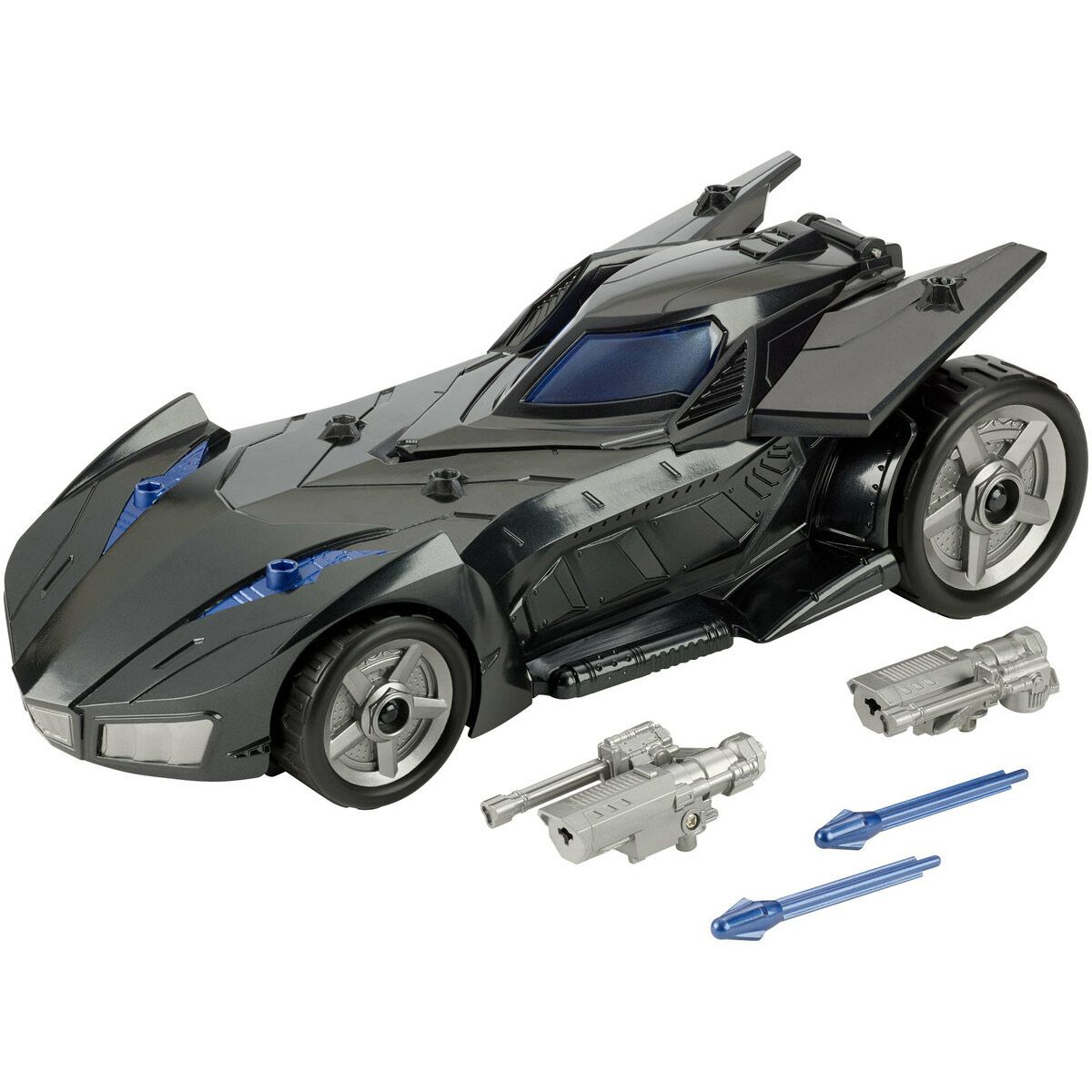 Batman Batmobile 30 Cm Vehicules Et Figurines La Grande Recre