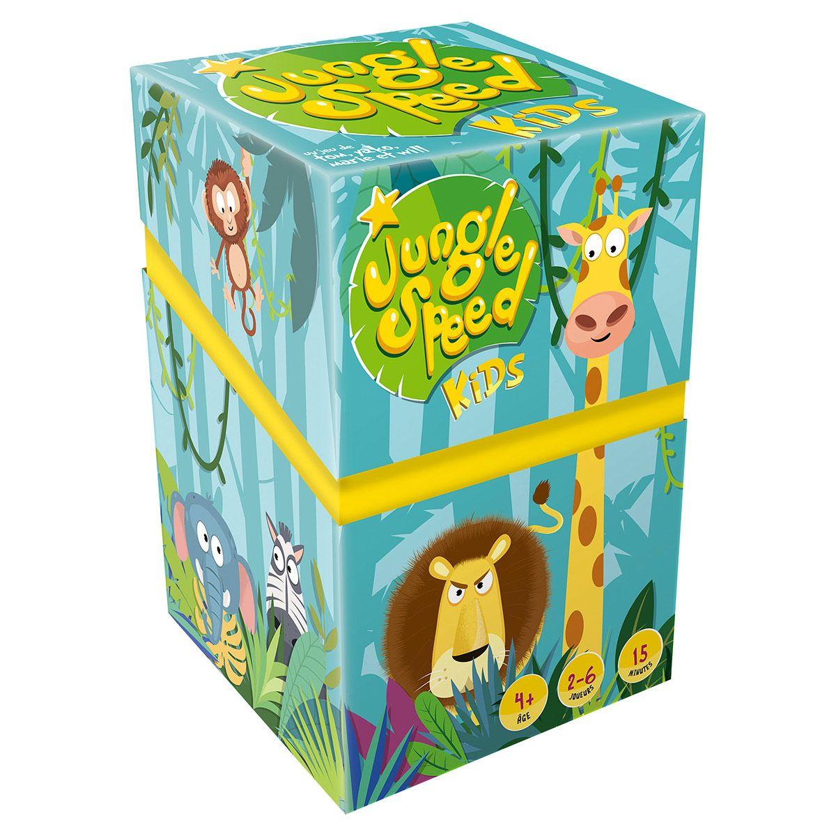 Jungle Speed Kids Jeux De Societe Et Puzzles La Grande Recre