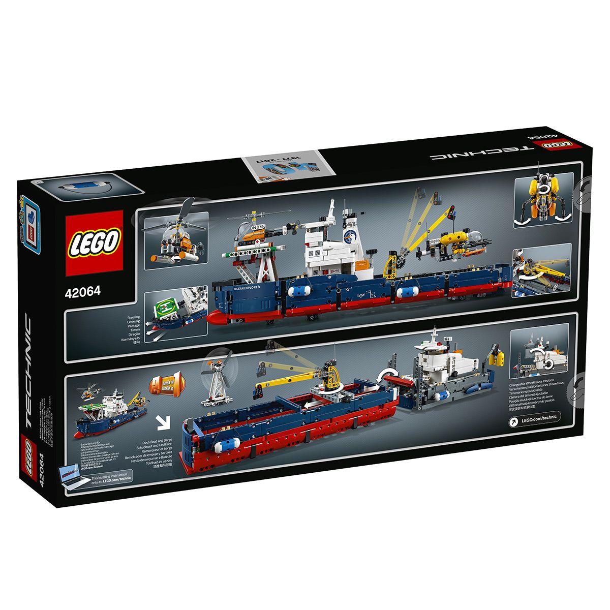 Navire D'exploration De ® Le Lego Technic CxBdoerW