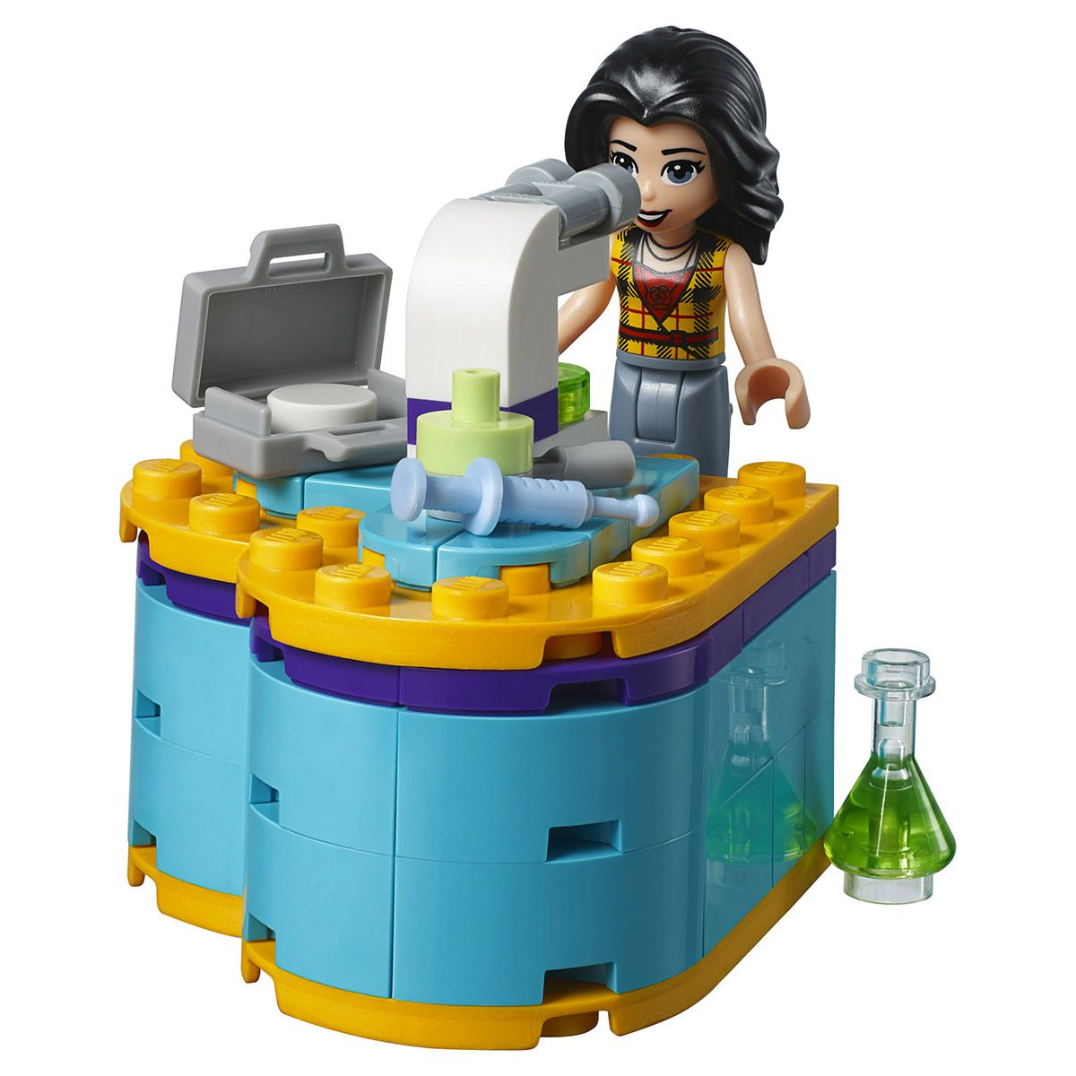 Friends Ville Lego 41359 Et Des L'amitié La Univers Boîte De Cœurs n0k8wPO