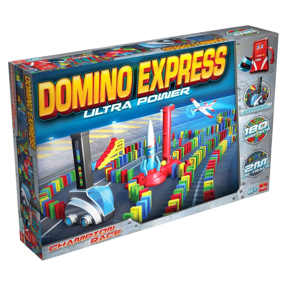 Ultra La Express Jeux Domino De Puzzles Grande Power Société Et 7b6vYfmIgy