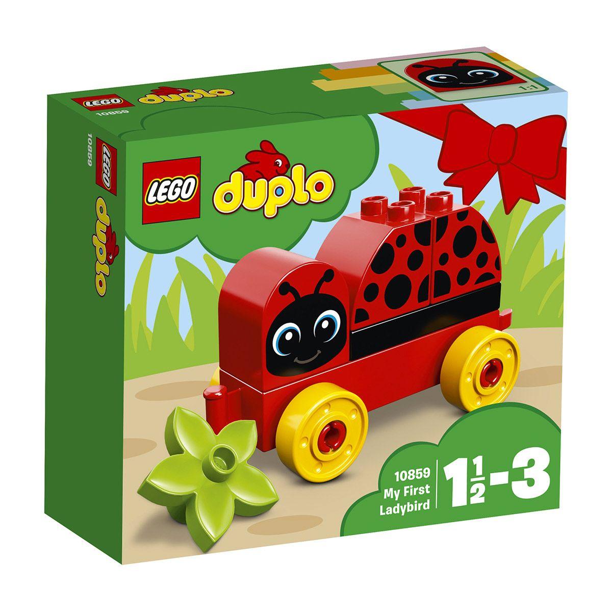 Ma Lego Grande Première De Duplo Jeux Coccinelle Construction La NwnP8k0OX