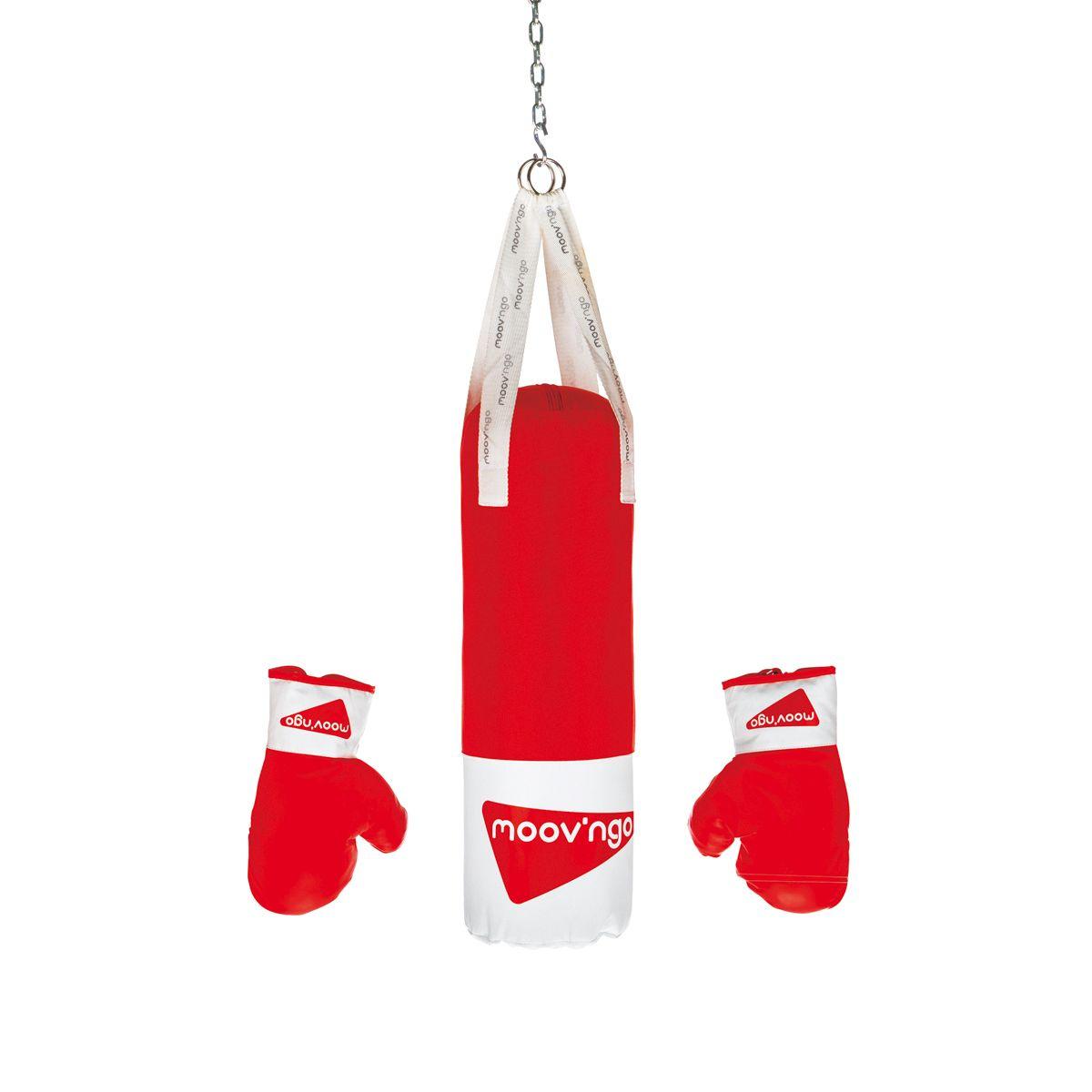 GROOFOO Gants de Boxe pour Enfants 4oz 6oz Gants de Frappe Sparring pour Formation de Combat de Sac de Boxe De 3 /à 14 Ans