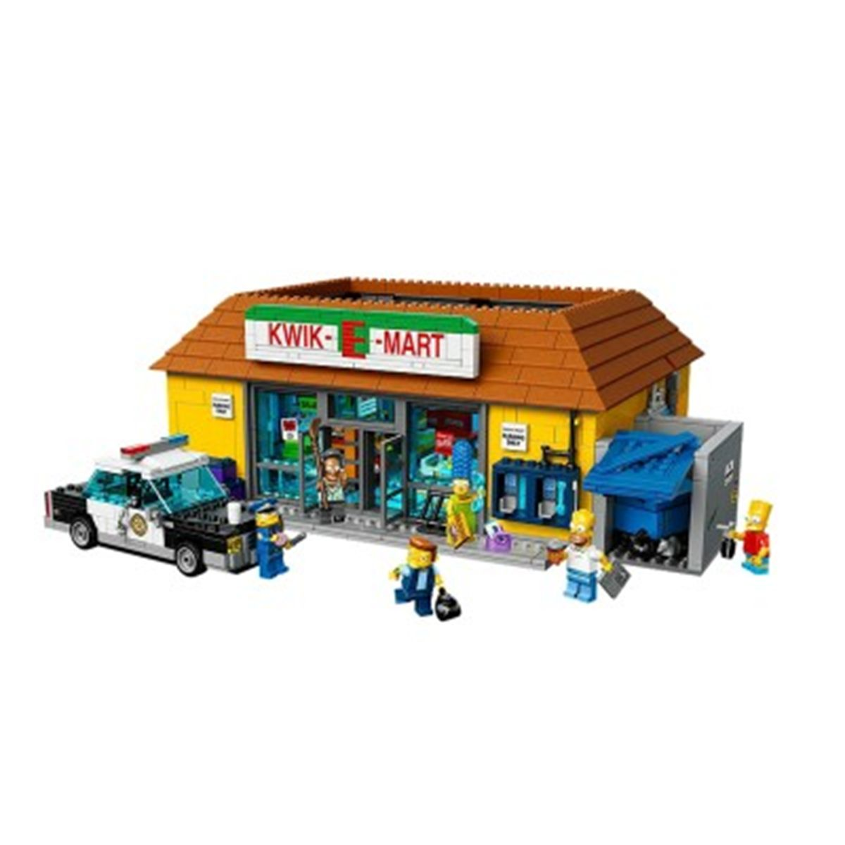 Les Kwik Mark 71016 HérosCinéma Lego Super E Simpsons rCBEQWxoed
