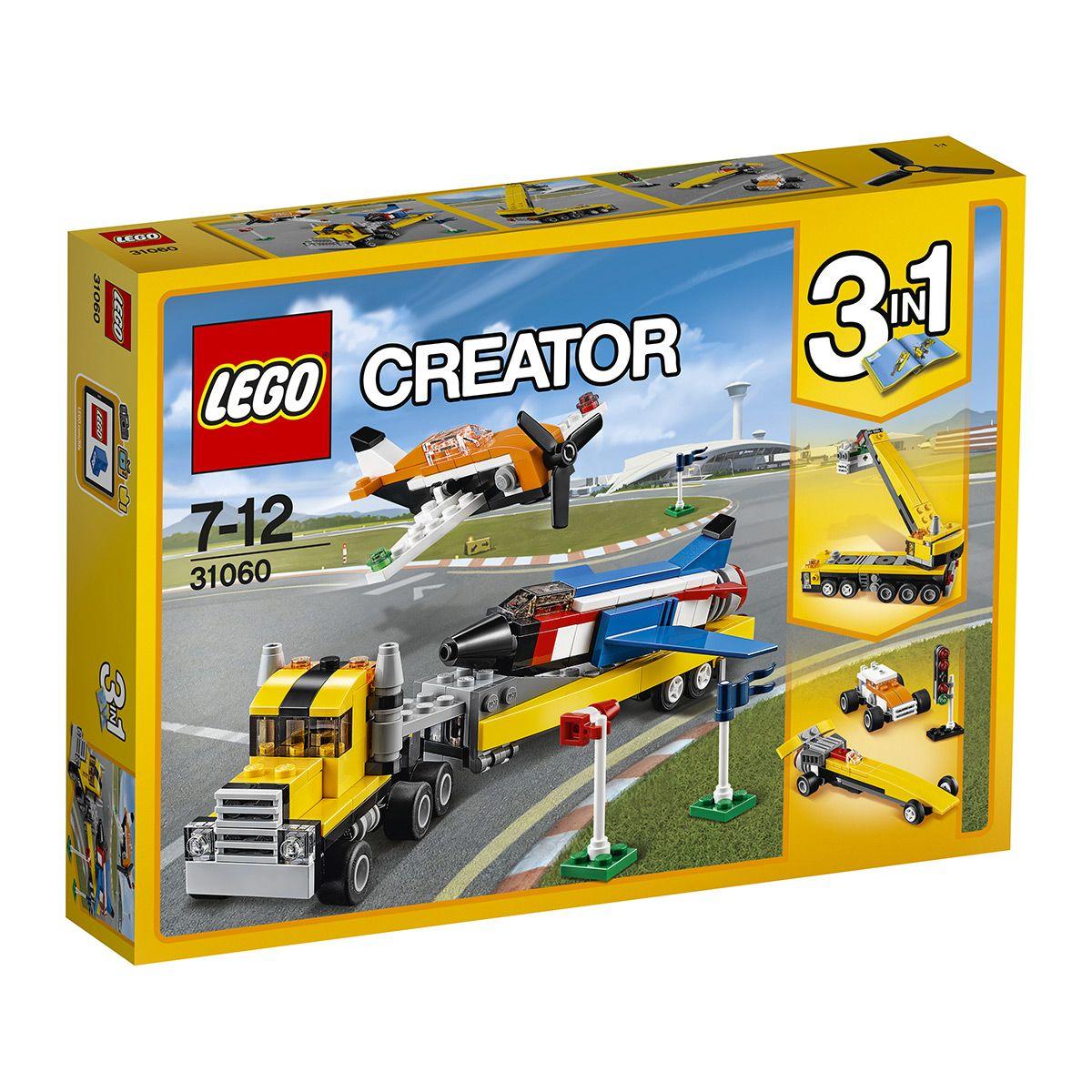 En Et Aventures Lego® Aérien Creator Le Sport 31060 Spectacle 3 1 LGUjqMSVzp
