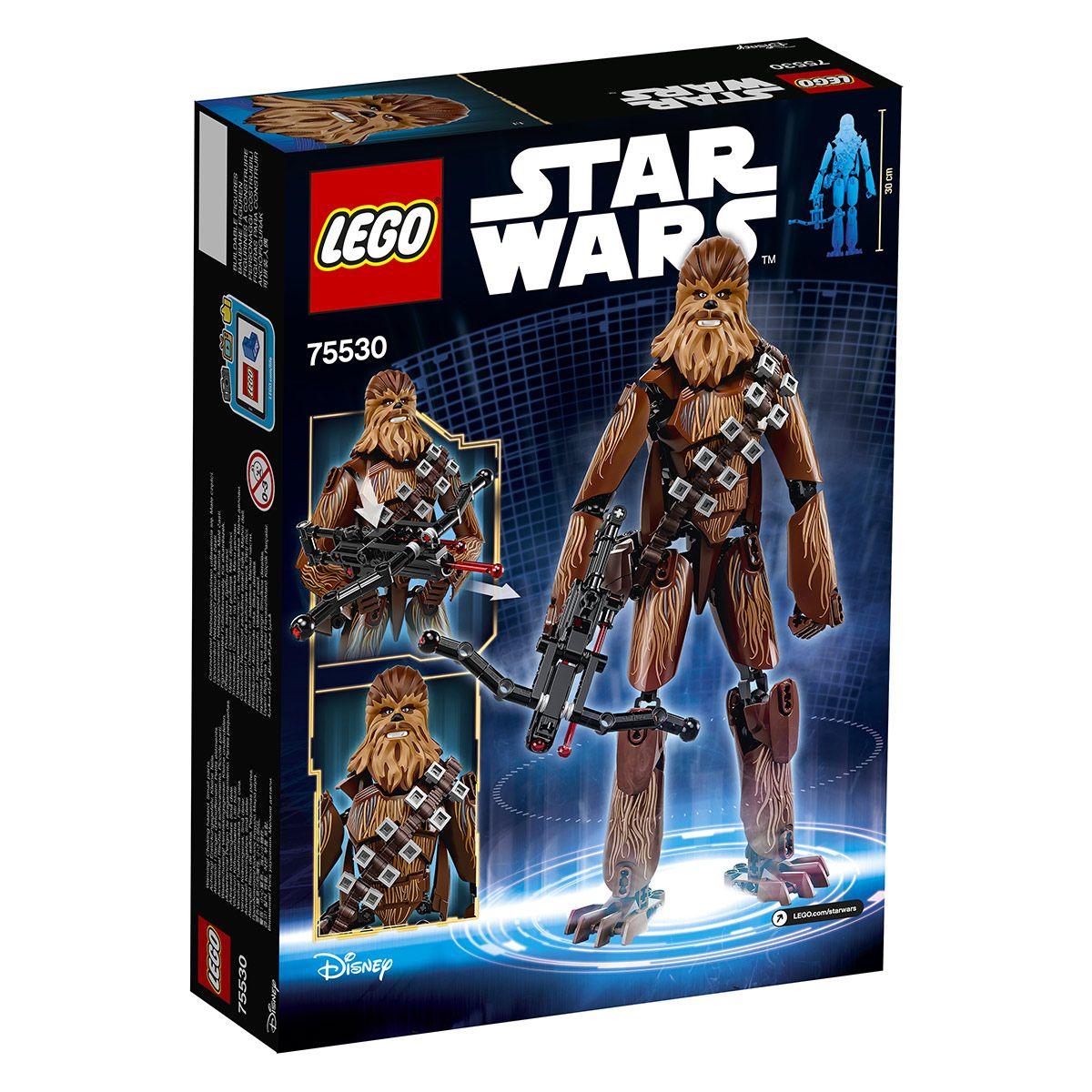 Robots 75530 Chewbacca Star Et Lego Sciences Wars La Fictions iwPXTOuZk