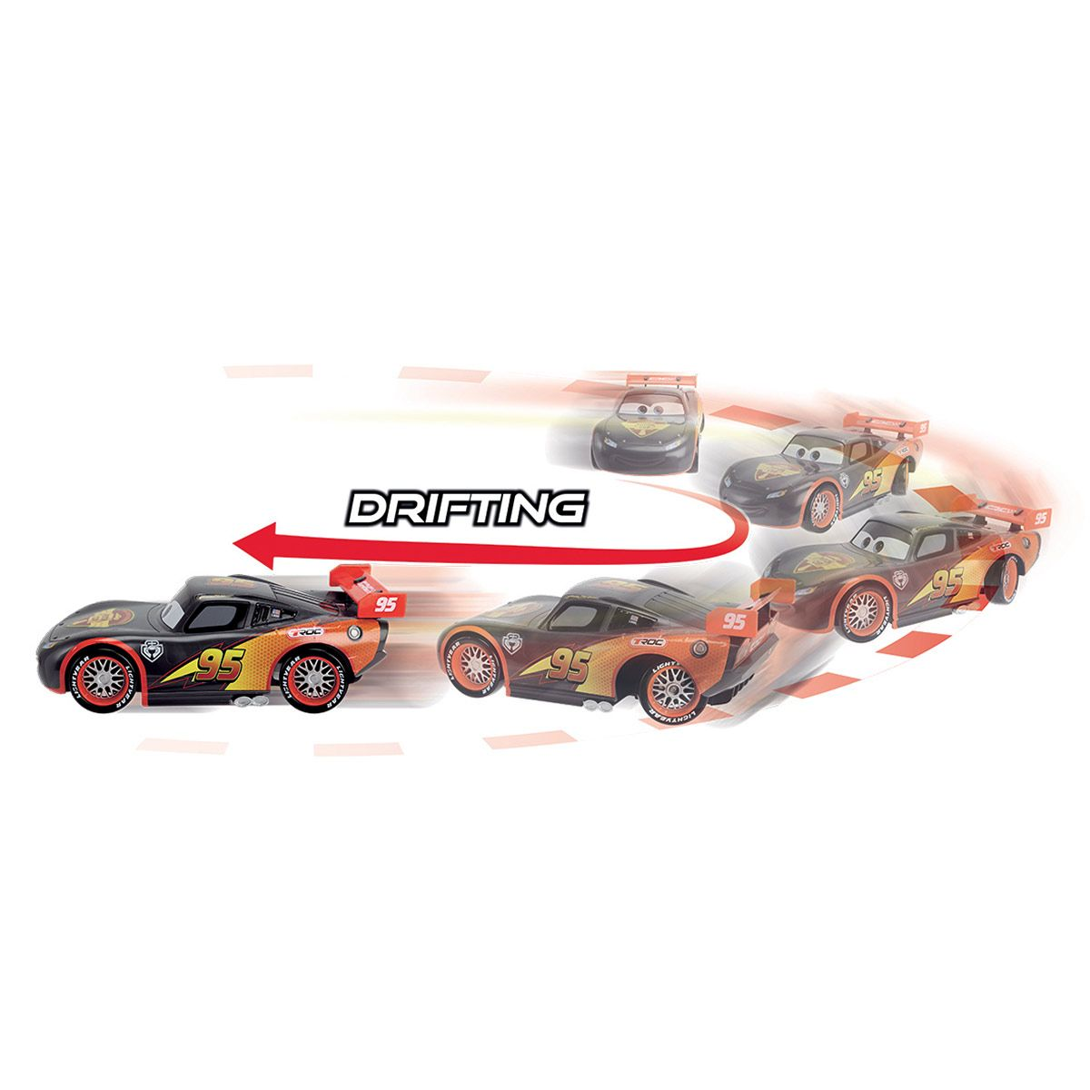 Voiture 3 Radiocommandée Cars Lightning Mcqueen Drifting Voitures f7gy6vYb