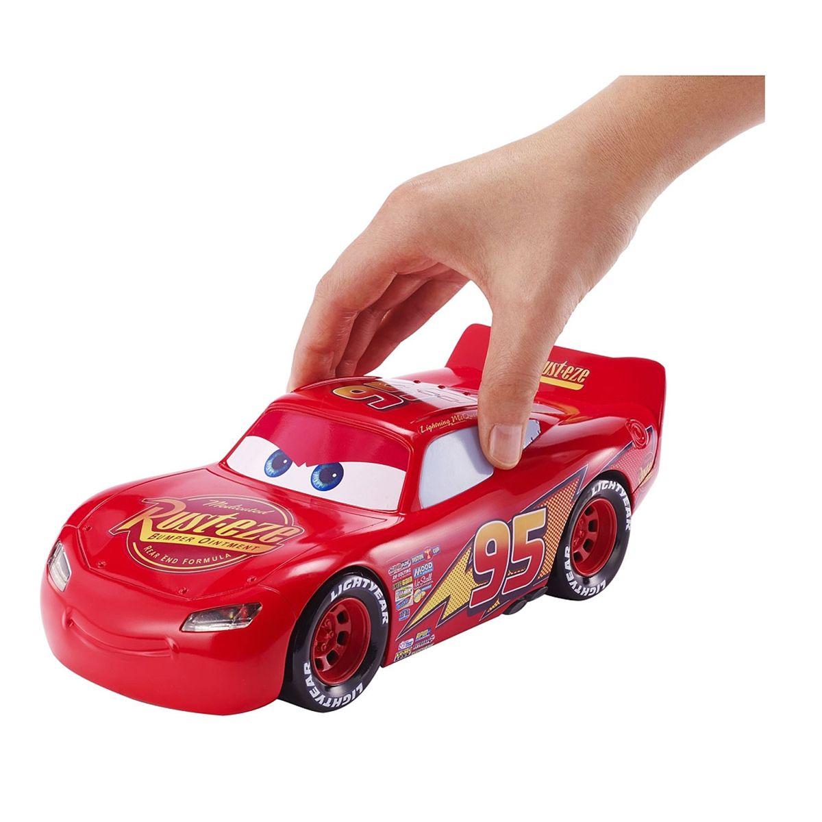 3 Interactif Petites Récré Flash Mcqueen Cars Grande La Voitures QrxoEWdCeB