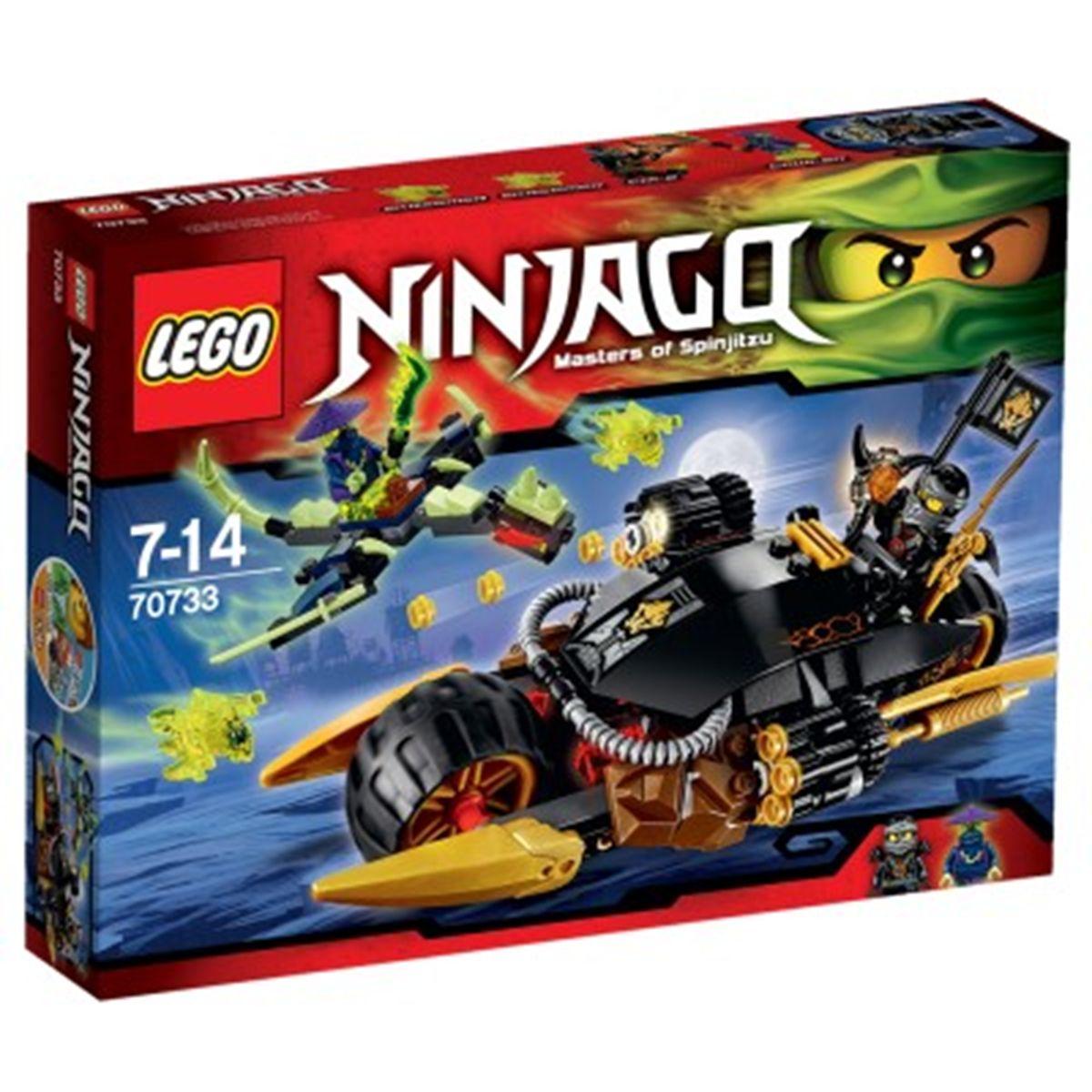 Figurine Lego Ninjago Fantôme Hurleur
