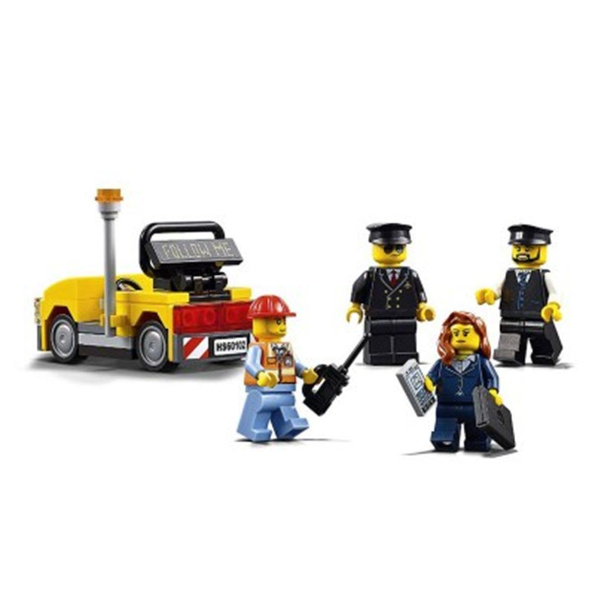 L'aéroport De VillePolice Service Vip Lego City 60102Le La 8n0wOPk