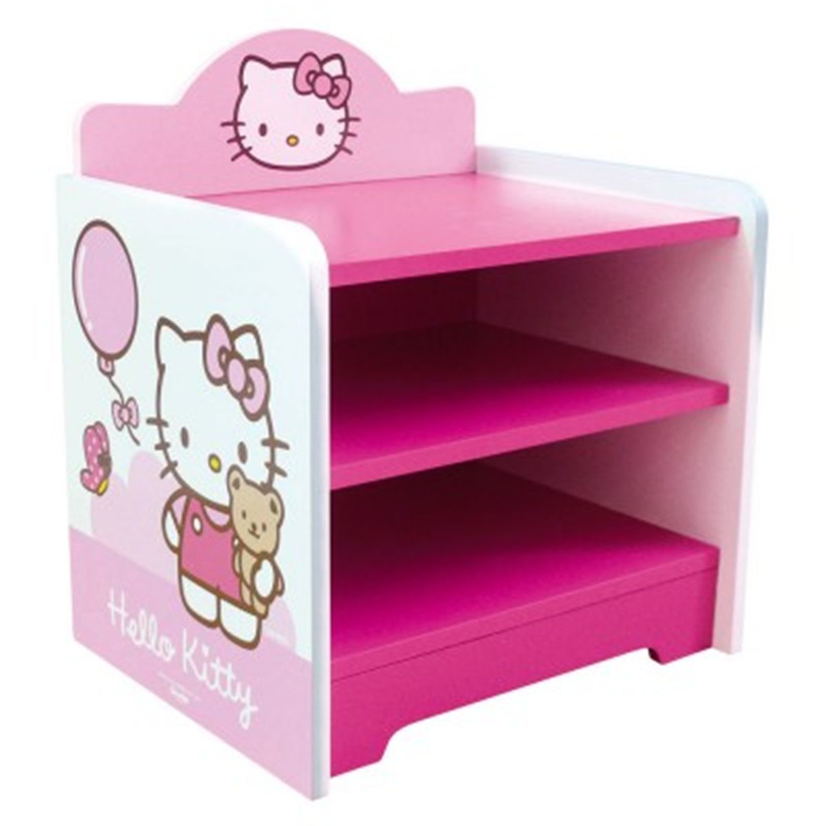 Table De Chevet Pirate chevet hello kitty