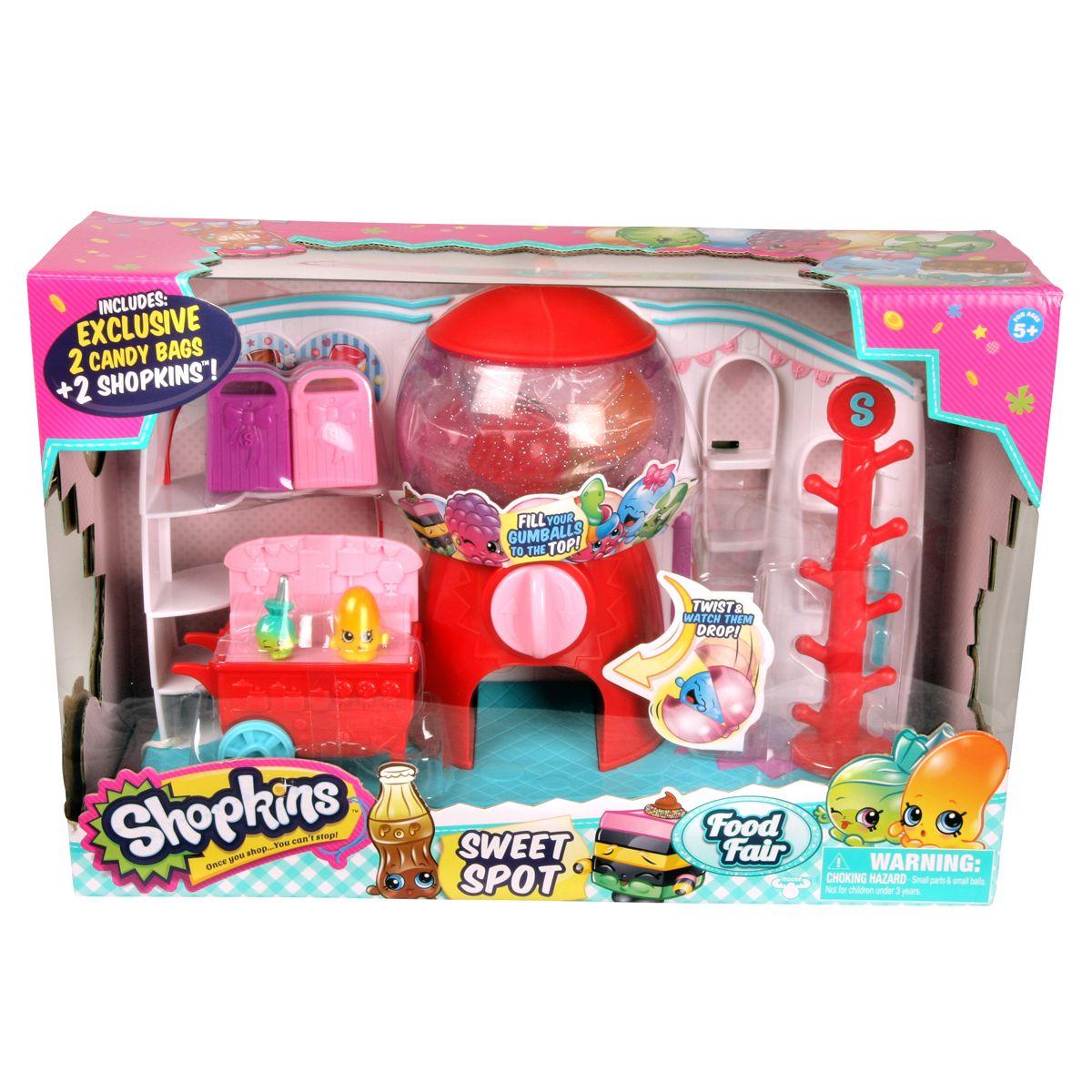 Machine à Bonbons Shopkins Mini Univers La Grande Récré