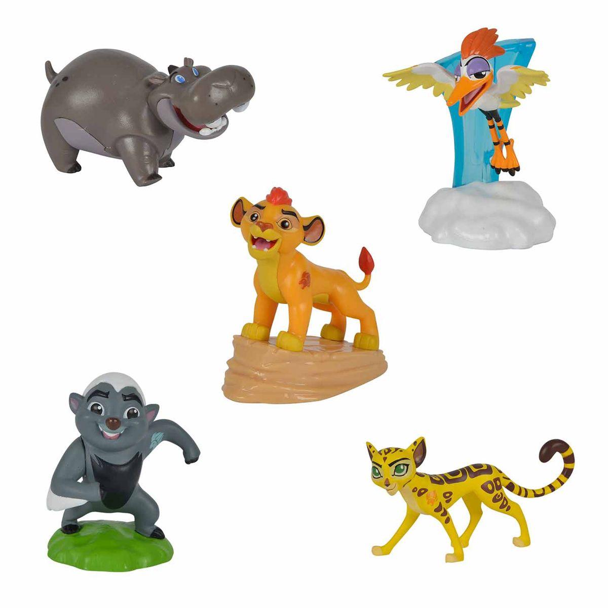 Figurines La Garde Du Roi Lion Véhicules Et Figurines La