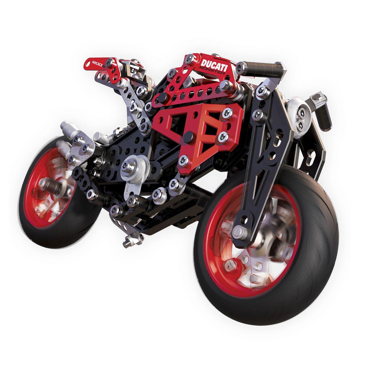 Moto Ducati Monster 1200S - Jeux de construction