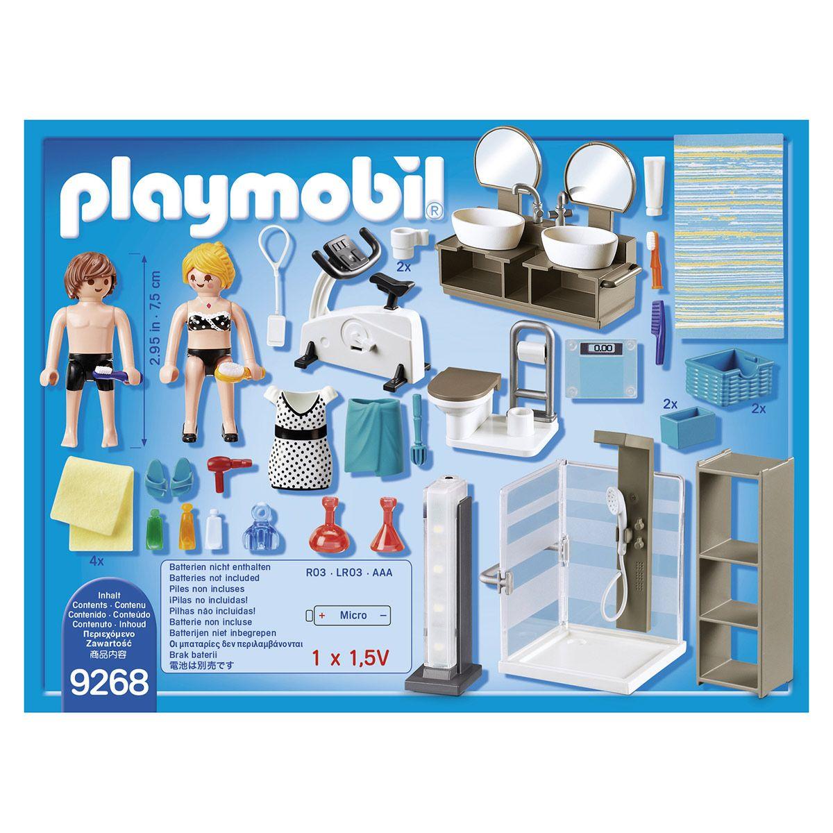 New Salle De Bains Playmobil