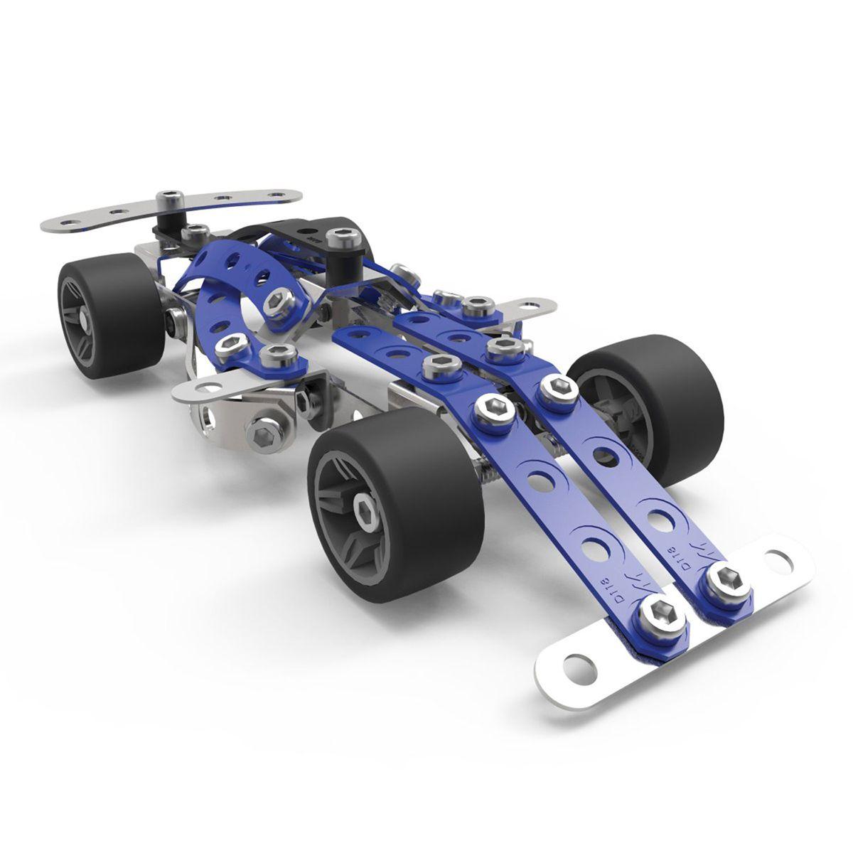 De Automobile Jeux 5 Modèles Course Meccano Voiture X8knOP0w