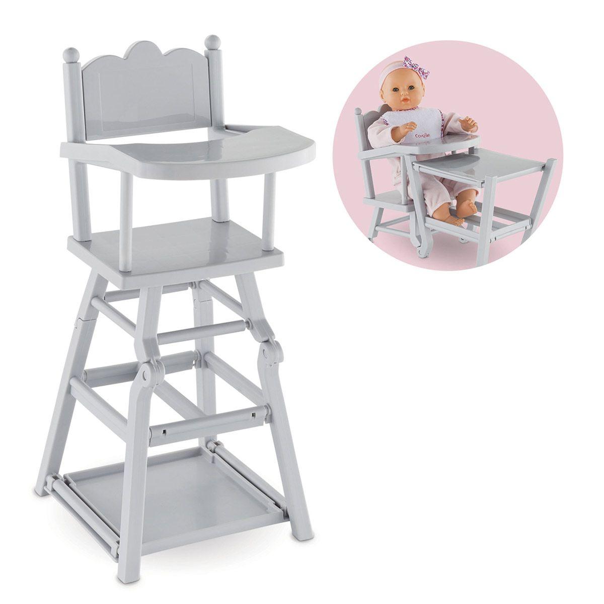 Classique haute à pour Chaise de 36 cm poupons 42 Mon odCWBeQrx