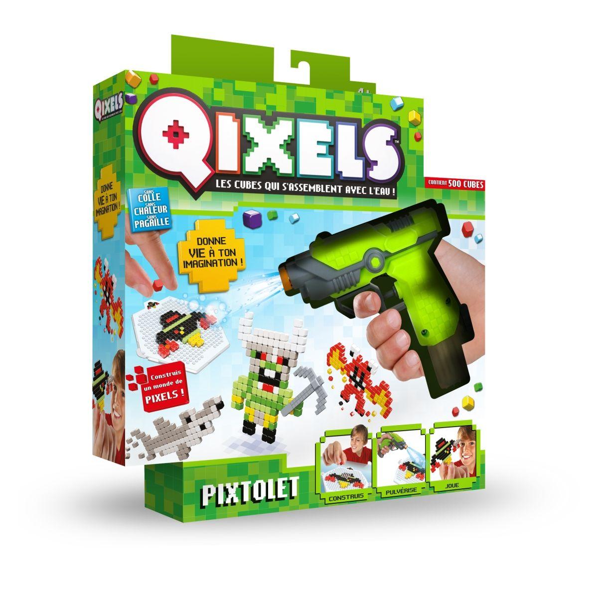 Pixtolet Qixels Autres Activités Créatives La Grande Récré