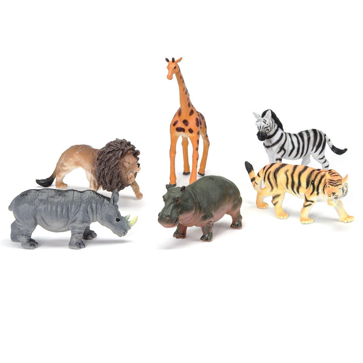 Alligator-Schleich monde de nature sauvage Enfants Animal Jouet Figurine Miniature