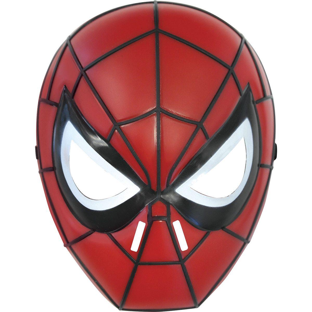 répliques vente énorme Site officiel Masque rigide Spider-Man - Masques pour déguisement - La ...