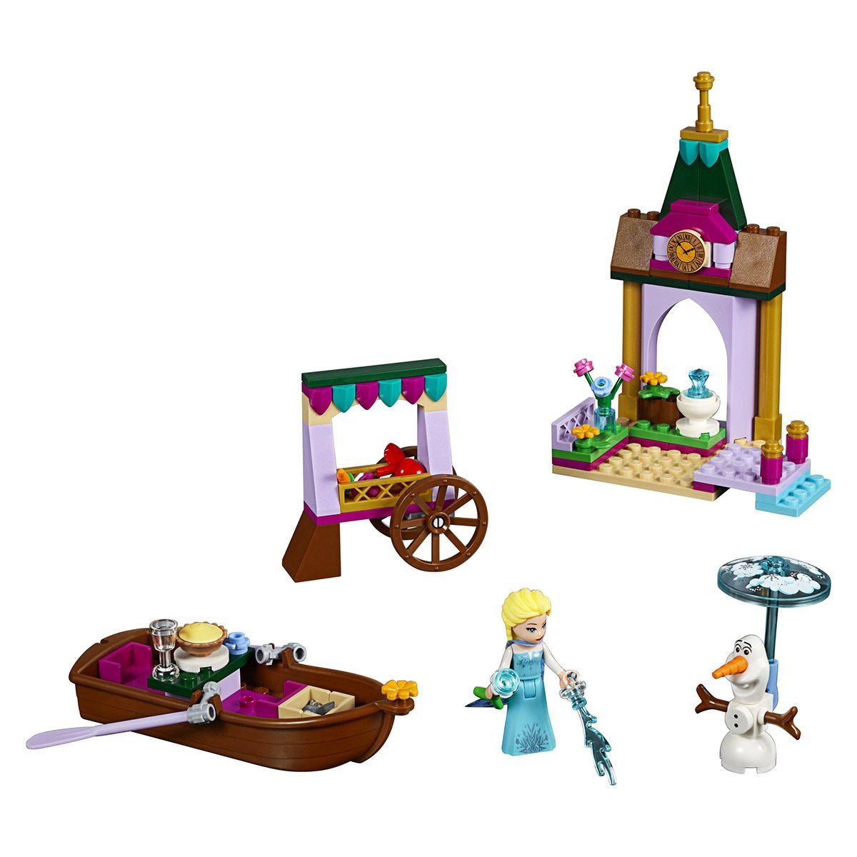 Aventures Lego 41155 Jeux D'elsa Les Marché De Au Disney FuK15lcT3J