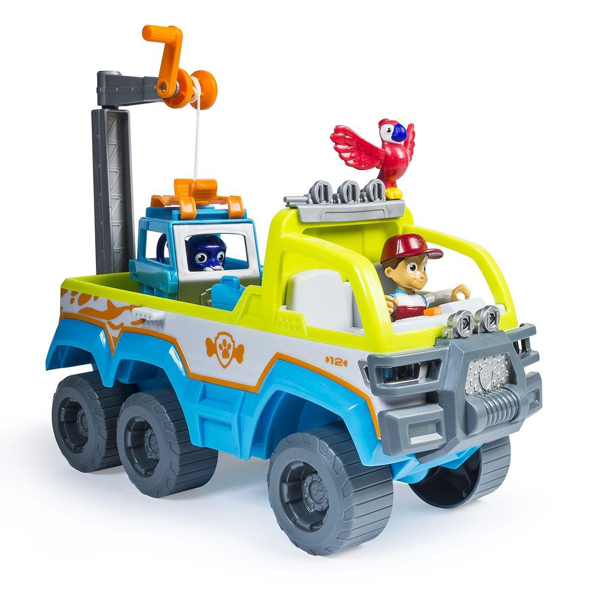 Véhicule Tout Terrain Pat Patrouille Camions Et Bus La