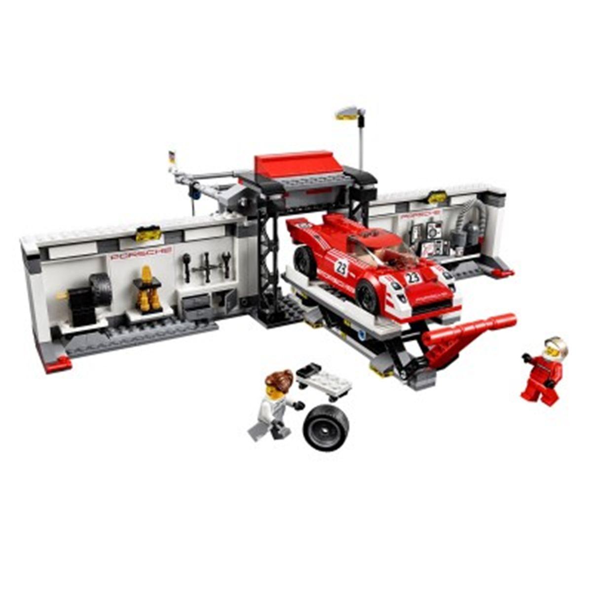 Speed De Sport Stand Lego Porsche Hybrid Aventures La Et UMVqLSGzp