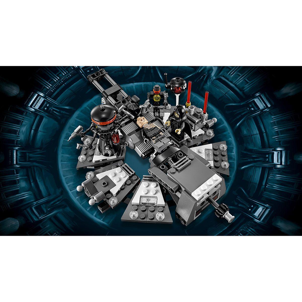 La Transformation De Dark Vador Lego Star Wars75183 Super