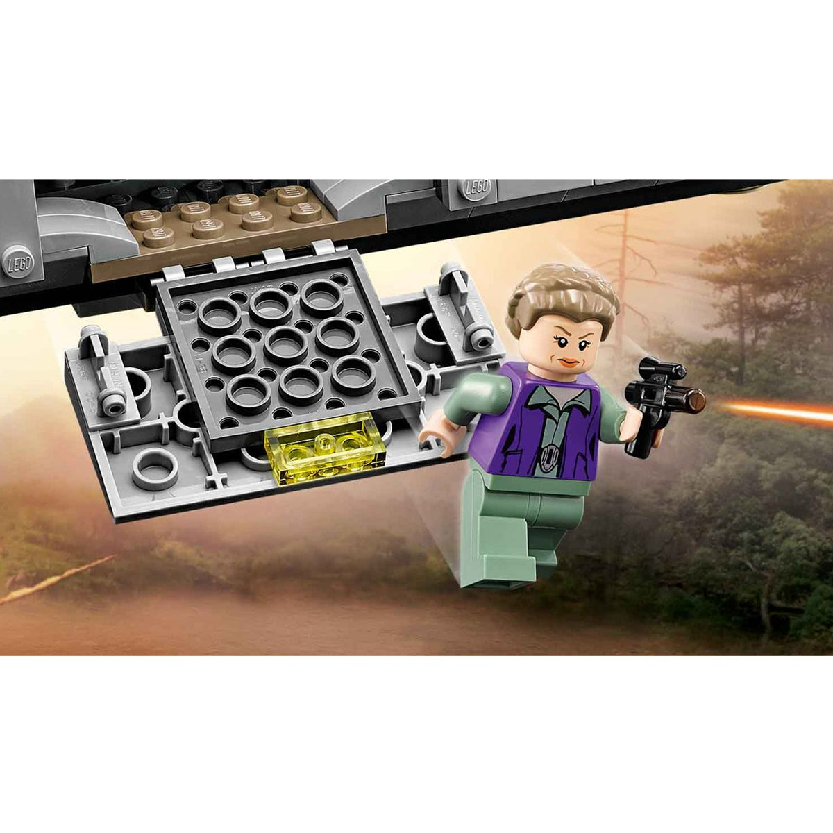 Resistance Troop Transporter Lego® Star Wars 354jLqAR