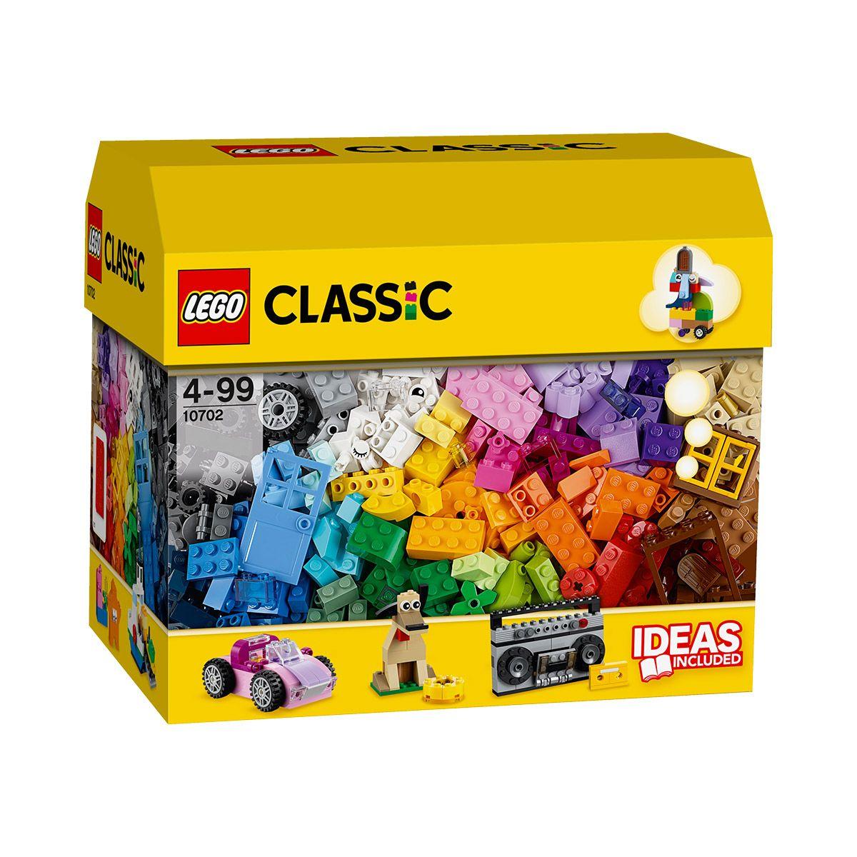 Créatives Lego Classic Set Coffrets De 10702 Constructions Nnwvm80