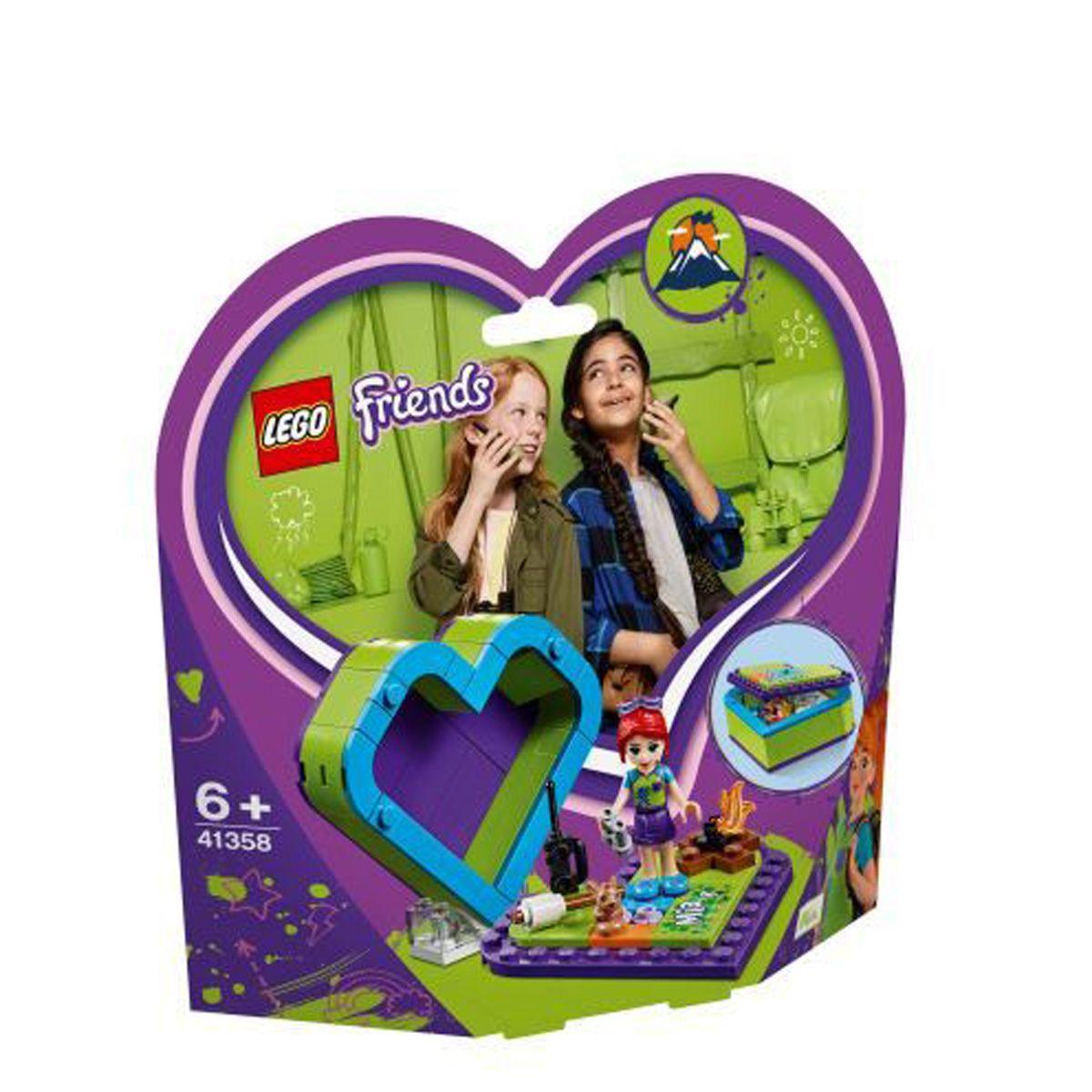 Ville Lego 41358 Univers Friends Cœur De Boîte D'été La Et Mia IYb7fgy6vm