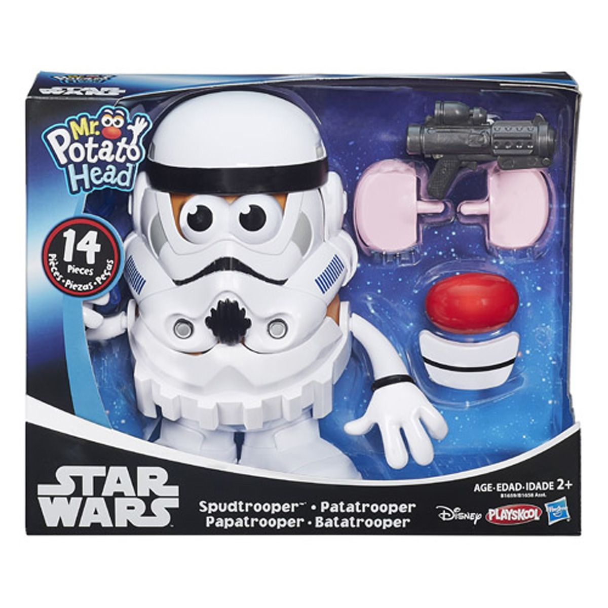 Trooper Wars Véhicules Star MPatate Et Figurines La yv0Nwm8nO