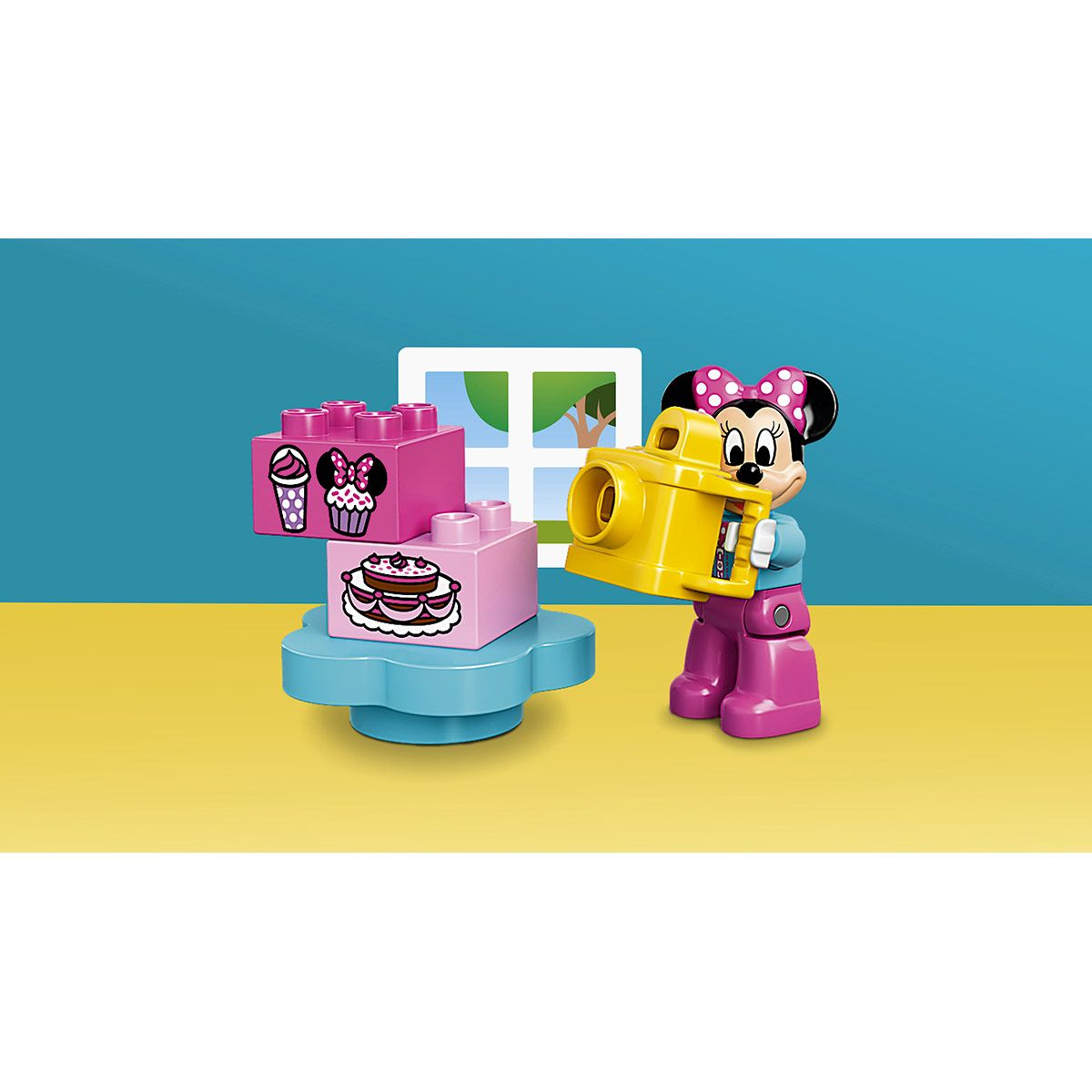 Et Mouse Lego Minnie Duplo Mickey Princesses Cafe Univers dCxoBe
