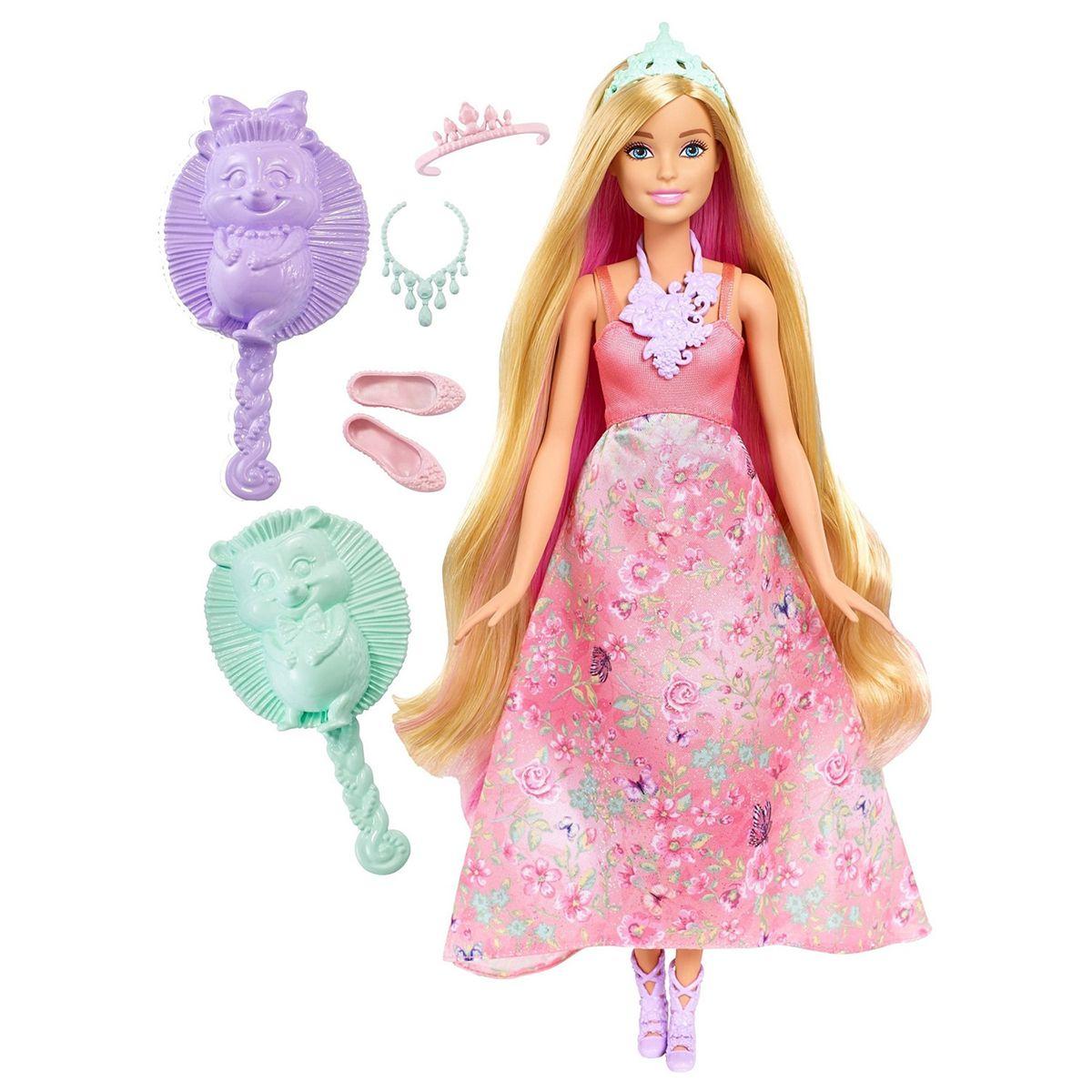 exquisite style the latest hot products Poupée Barbie chevelure 3 en 1 - Poupons et poupées - La ...