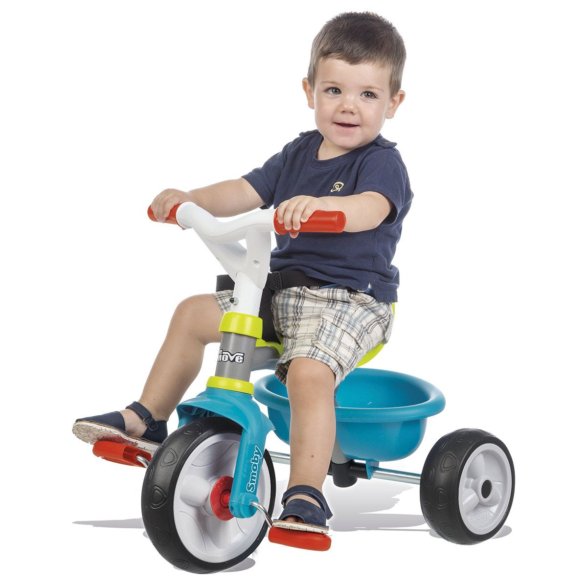 Smoby 740326 Be Move Tricycle Bleu