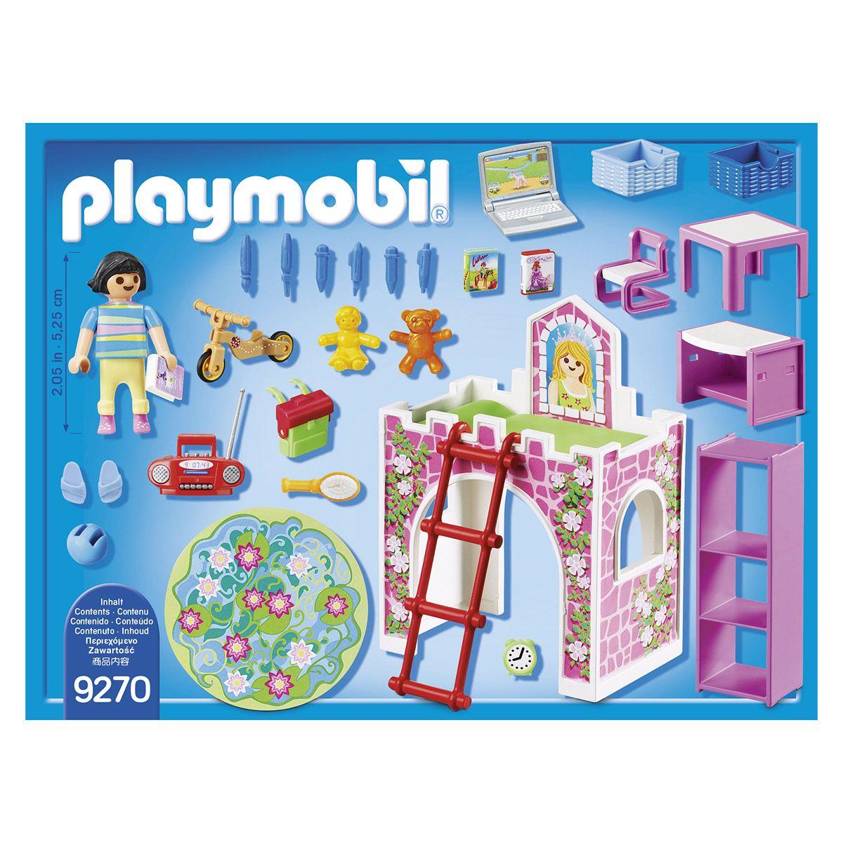 Chambre d\'enfant Playmobil City Life - La ville, la police et les ...