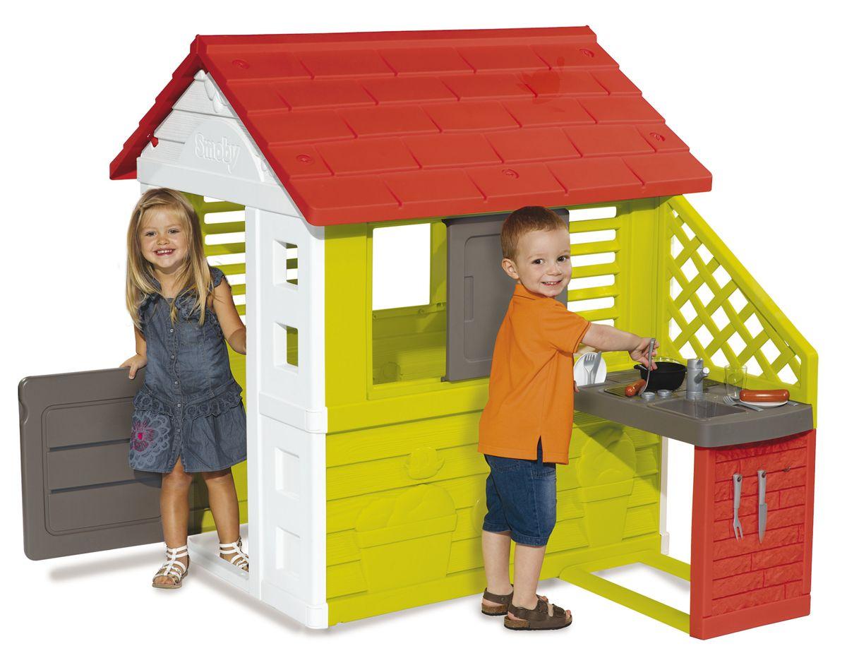 Maison Pour Enfant Exterieur maison nature et cuisine d'été