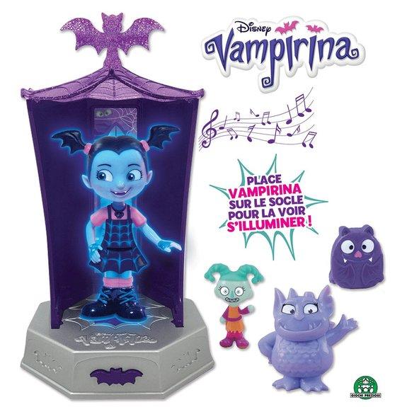 Coffret chambre lumineuse Vampirina
