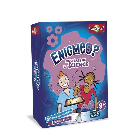 Enigmes - Les mystères de la science