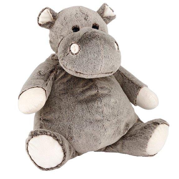 Hippopotame assis 30cm